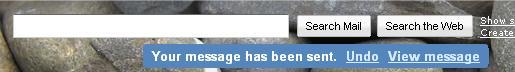 Undo Send Feature of Gmail