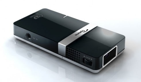 Optoma's Pico Pocket Projector
