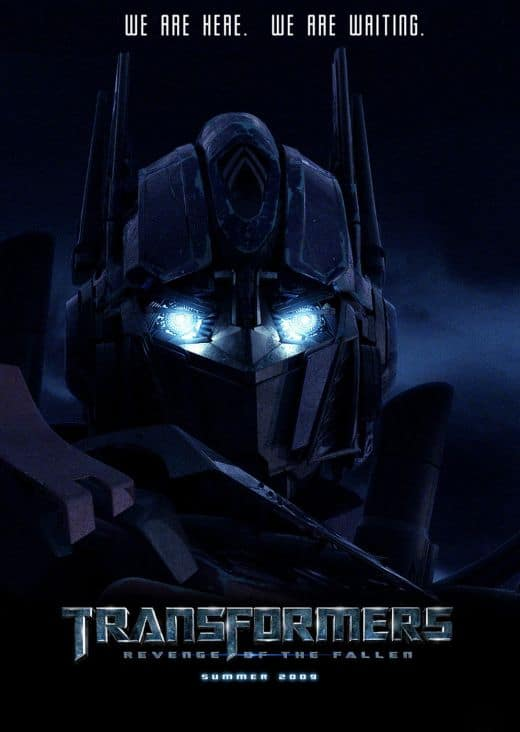 Transformers - Revenge Of The Fallen
