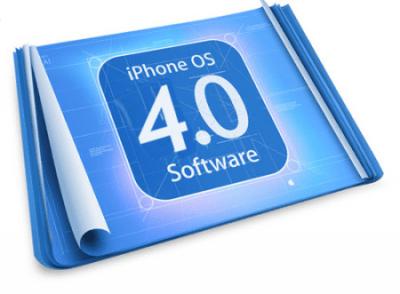 Apple iPhone OS 4.0 beta 2