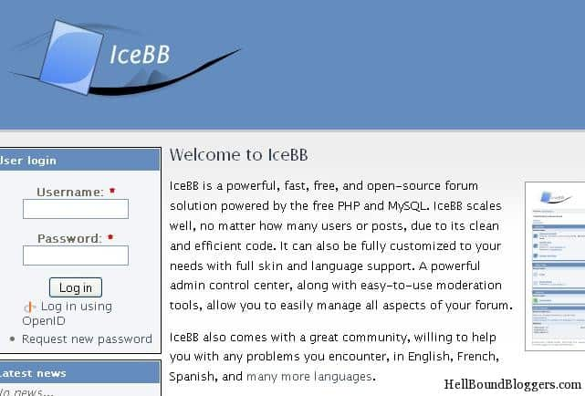 IceBB