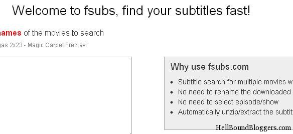 20+ Sites To Download Subtitles for Movies and TV Series