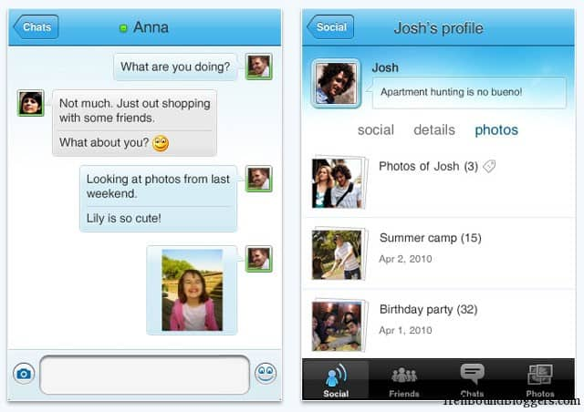 Windows Live Messenger Available For The iPhone