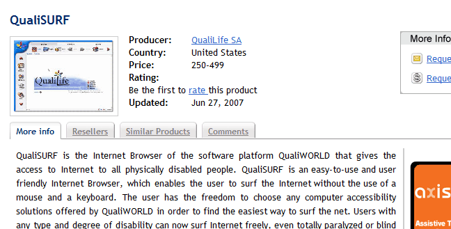 QualiSURF