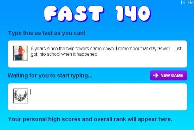 Fast 140