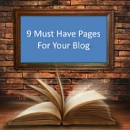 Must Have Pages