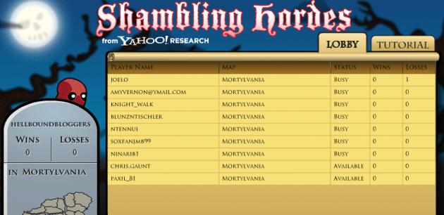 Shambling Hodes