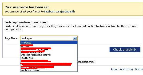 Change FB Fanpage URL Step by Step