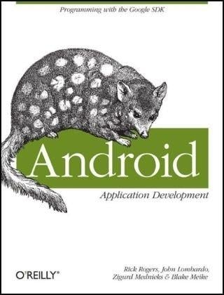 Android-development-books