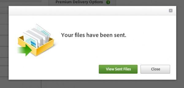 Files Sent
