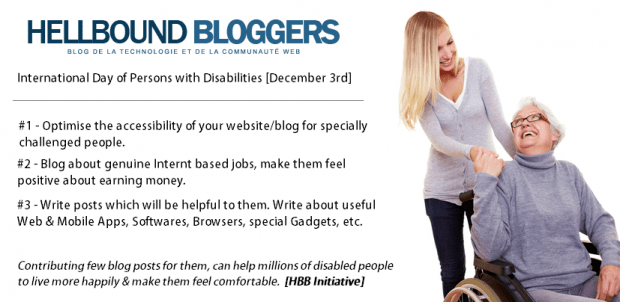 HBB Initiative - Help Disabled People Online