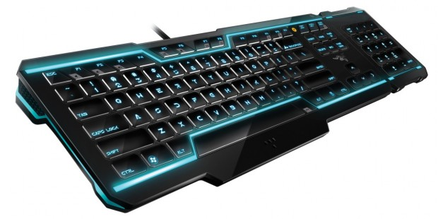 Razer Tron mouse and keyboard