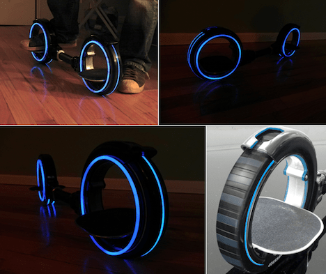 Tron Skatecycle