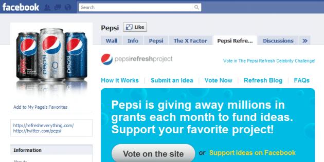FB Pepsi