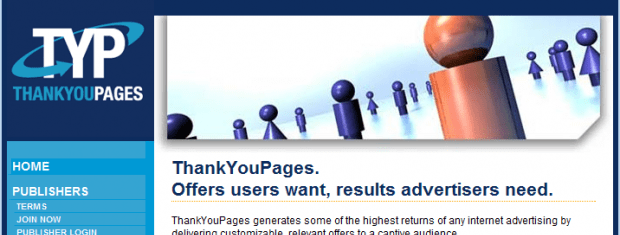ThankYouPages