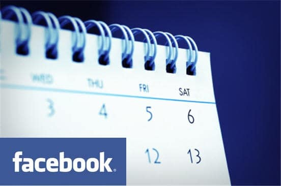 Facebook and Google Calender