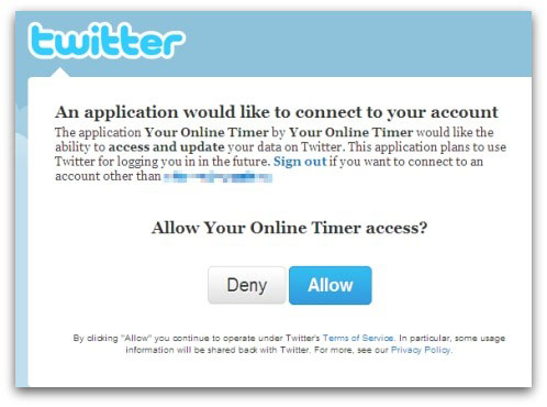 Twitter Scam