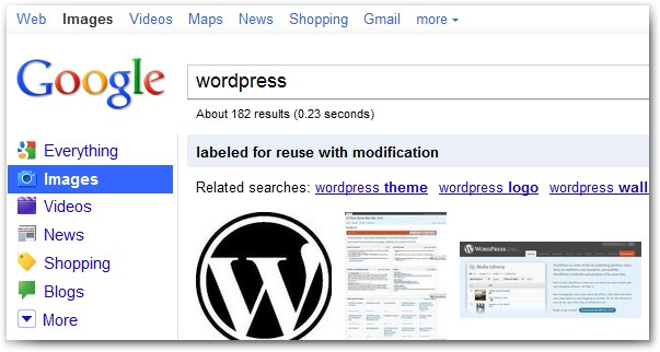 Google Image CC Search