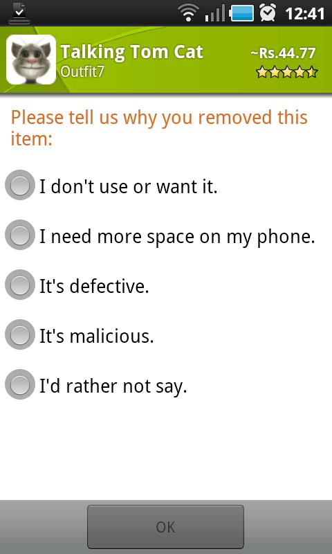 Remove App