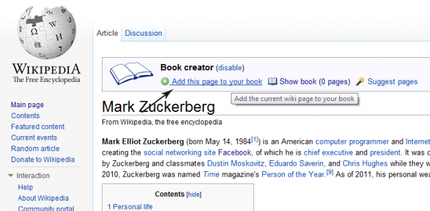 How to Download a Wikipedia Page as a PDF: 6 Steps (with Pictures) | 307x625