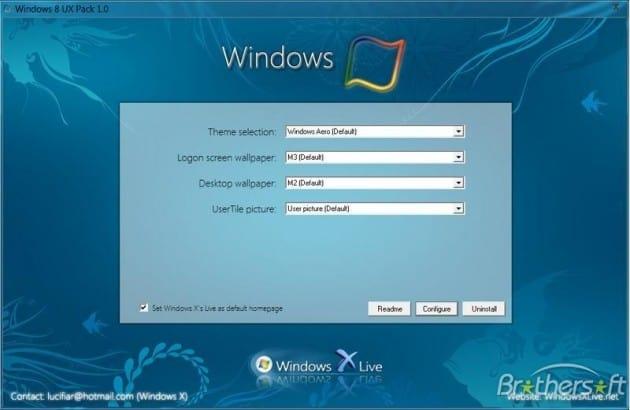 Windows 8 Pack