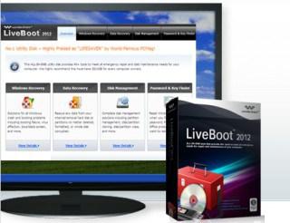 LiveBoot 2012 Giveaway