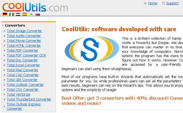 Coolutils