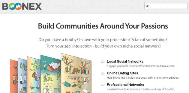 how to create your own social networking site