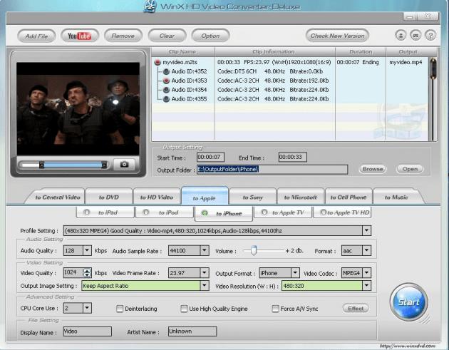 WinX HD Video Converter Deluxe e1320294116146 Get Free WinX HD Video ...