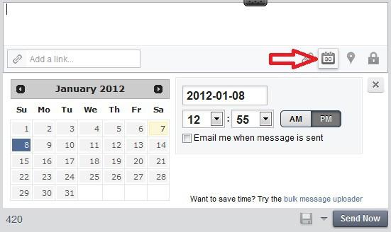 HootSuite - Schedule