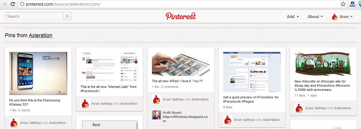 Pinterest Source