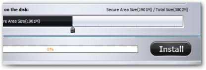 Install - USB Encryption Software