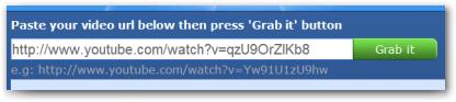 Paste URL - Video Grabber
