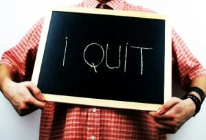 Why Bloggers Quit