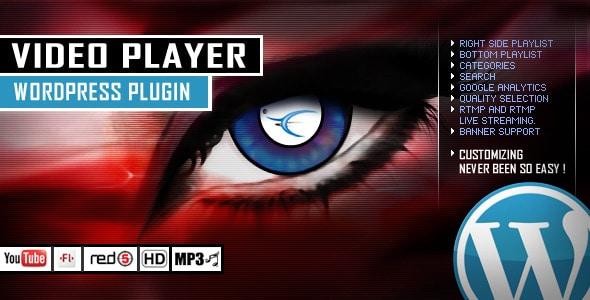 Video Player WP Plugin