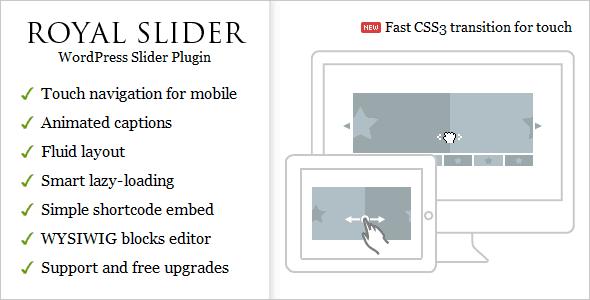 Royal Slider