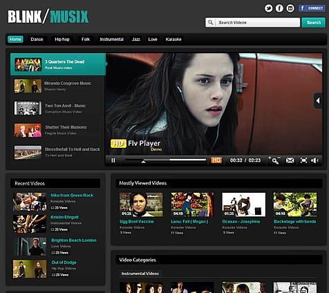WordPress HD FLV Player
