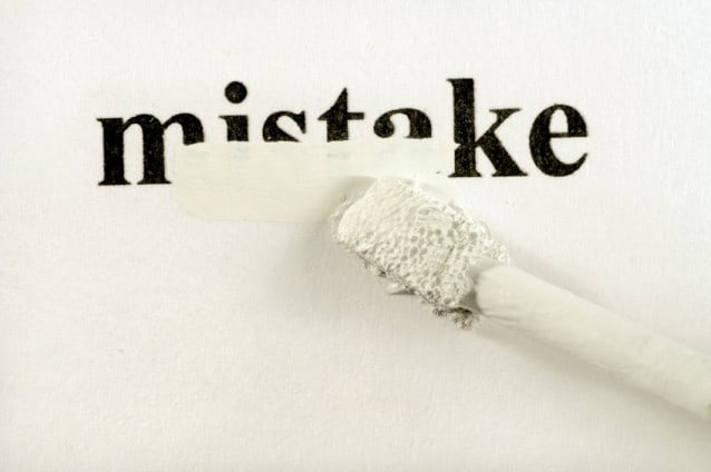 Article Directory Mistakes