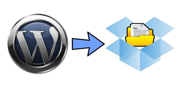 WordPress-Dropbox-Backup