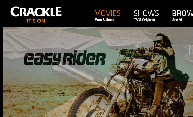 Image Result For Crackle Free Tv