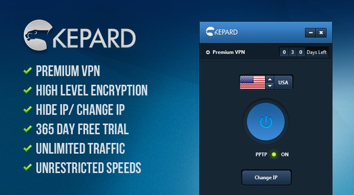 kepard vpn Review