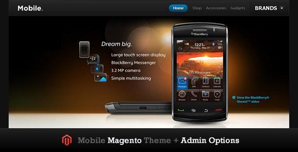 Mobile Magento