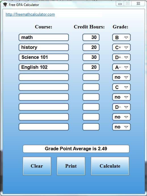 gpa-calculator