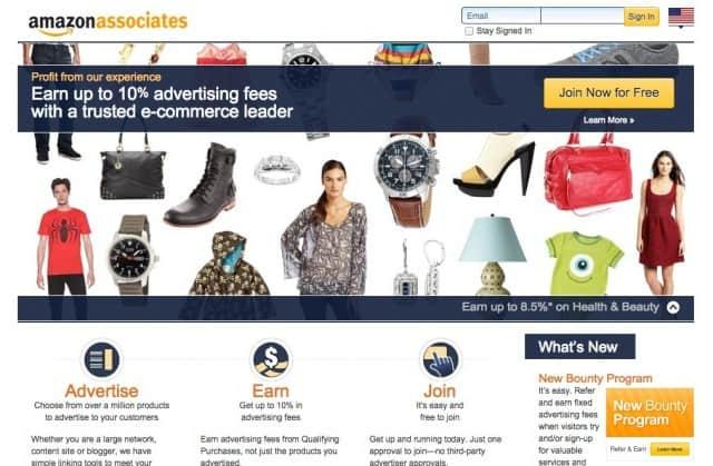 Amazon Associates Affiliates