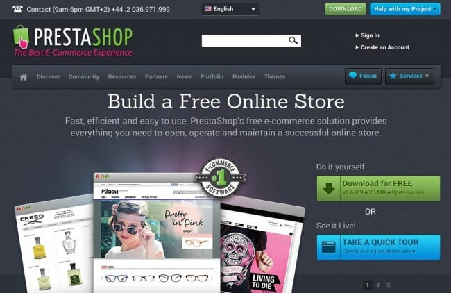 PrestaShop - Create A Blog On Your eCommerce Site