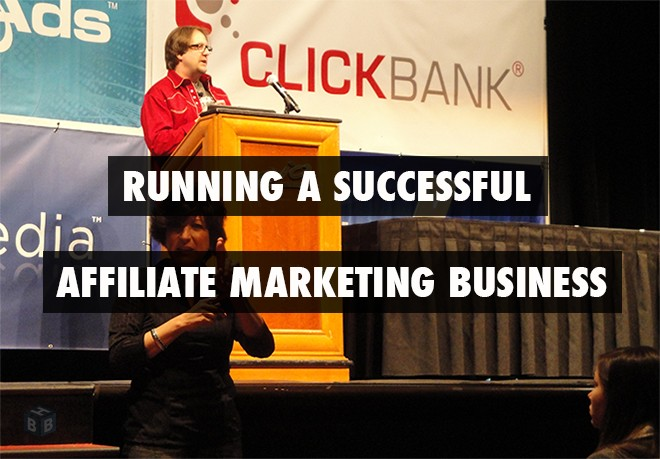 Successful Affiliate Marketing Business