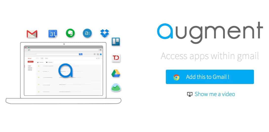 Augment - Manage Apps From Gmail