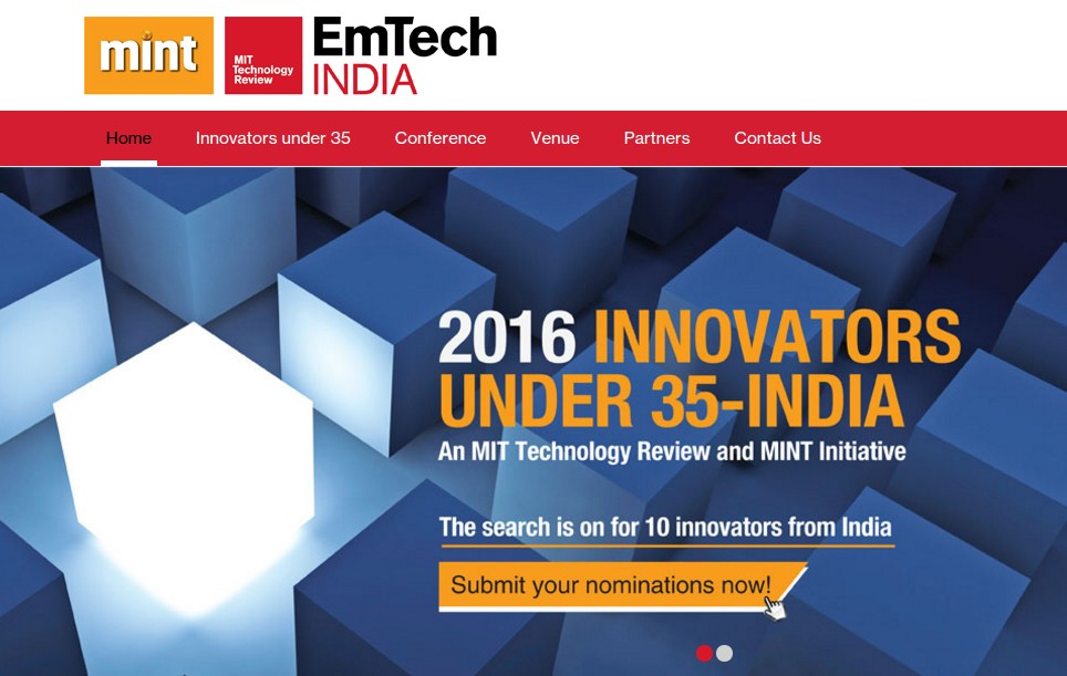 MIT Associating With Mint To Host The Emtech Conference