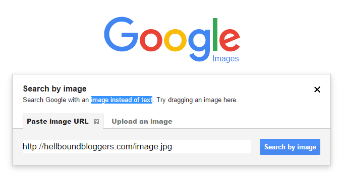 Use Reverse Image Search