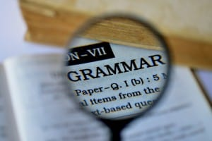 Your Spelling And Grammar Mistakes Affect SEO